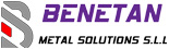Benetan metal solutions logotipo